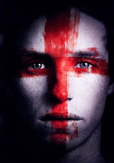 Richard: Was this the face that faced so many follies? Bolingbroke: The shadow of your sorrow hath destroy'd / The shadow or your face. __Richard II, Act IV, Scene 1. Photo credit: The Donmar Warehouse and Eddie Redmayne's Richard II
