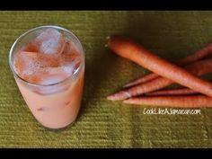 Jamaican Carrot Juice Recipe (http://juicers-best.com/blogs/juice-recipes/tagged/carrot-juice-recipe)