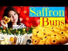 Ep.3 - Saffron Buns (Lussekatter) #HolidayWithBoni ❄ - YouTube