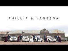 Phillip & Vanessa // Wedding Highlight Video // Belgenny Farm - YouTube