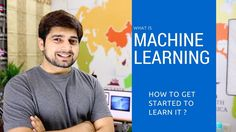 What is machine learning and how to learn it ? http://ift.tt/2oitNqR Machine learning is just to give trained data to a program and get better result for complex problems. It is very close to data mining. While many machine learning algorithms have been around for a long time the ability to automatically apply complex mathematical calculations to big data  over and over faster and faster  is a recent development. Here are a few widely publicized examples of machine learning applications you…