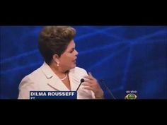 As Mentiras de Dilma Rousseff no debate da Band