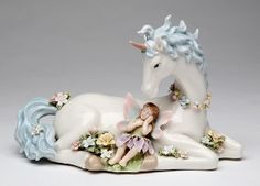 Unicorns and Pegasus