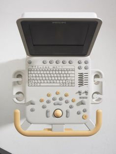 Philips Ultrasound by antonio latto. Medical Design, Healthcare Design, Medical Humor, Medical Care, Medical Pictures, Medical Technology, Medical Equipment, Just In Case, Product Design