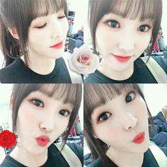 Beautiful Girl *Yuju* / Gfriend 2017