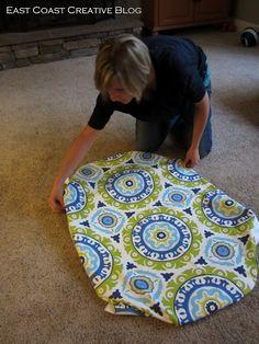 I Am Momma - Hear Me Roar: DIY Fabric Floorcloth Rugs for reception area Diy Flooring, Kitchen Flooring, Kitchen Mats, Flooring Ideas, Kitchen Rug, Kitchen Decor, Home Crafts, Diy Home Decor, Diy Crafts