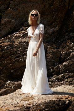 COLLECTION 2016 — Elise Hameau - Création de Robes de Mariée