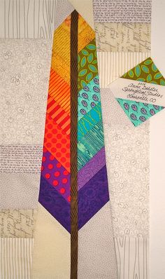 Modern quilting explorations and modern quilt patterns.