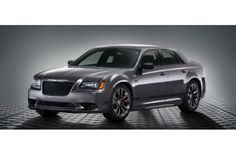The 2014 Chrysler 300 SRT8 is one of several SRT models offered by Fiat Chrysler Automobiles.