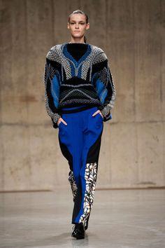 Peter Pilotto Runway | Fashion Week Fall 2013 Photos