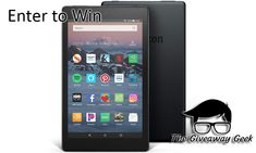 Enter to Win - Fire HD 8 Tablet Giveaway! Enter daily for a chance to win at The Giveaway Geek! The giveaway ends March Connect To Facebook, Social Media Outlets, Enter To Win, Book Publishing, Geek Stuff, Giveaways, Nintendo Switch, Ipad, Mary