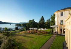 Situated in the Lake District on the Eastern shore of Lake Windermere, let us welcome the new Laura Ashley hotel: The Belsfield.