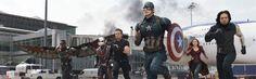 Primeras criticas a Capitán América Civil Wars