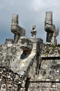 temple guerrier chichen itza