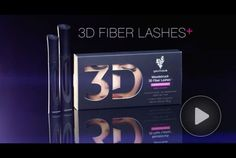 3D Fiber Lashes+ Increase your average lash volume by up to 400%* with Moodstruck 3D Fiber Lashes+ enhanced formula, new brush, and fresh look. No wonder this enhanced, proprietary formula has two international patents pending. Hypoallergenic.