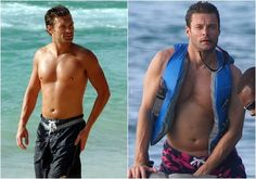 Men Fashion Photo, Mens Fashion, Ryan Seacrest, Video News, Yahoo Images, Image Search, Swimwear, Moda Masculina, Bathing Suits