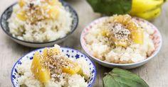 Rezept für Milchreis mit Kompott und asiatischer Note ✓ einfach und schnell gemacht ✓  ☆ Jetzt nachkochen!