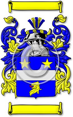 Fisette Family Crests and Coats of Arms by House of Names