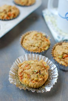 Or try these zucchini carrot apple muffins in the A.M. | 22 Delicious Ways To Eat More Veggies Without Even Trying