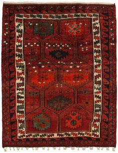 Lori - Bakhtiari 213x168 - CarpetU2 Carpets Online, Small Braids, Carpet Colors, Persian Carpet, Geometric Shapes, Bohemian Rug, Colours, Shopping, Dimensional Shapes