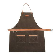 Meet Hardmill: Rugged Aprons for Men. Wear hard.