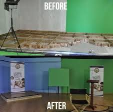Resultado de imagem para tv studio diy