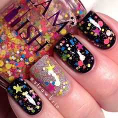 17 Stunning Star Nail Designs for Fashionistas: #7. Star Nail Design For Young Women