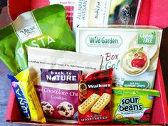 New Love With Food Coupon: 40% Off! - Click through to find out how to get your first Tasting Box for 40% off or your first Gluten-Free Box for 50% off! #coupon #coupons