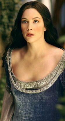 Liv Tyler as Arwen