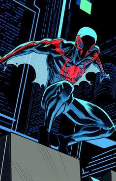 Spiderman 2099 by Dan Mora