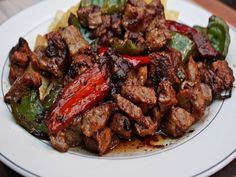 Everything Is Awesome, Tzatziki, Kung Pao Chicken, Pasta, Beef, Ethnic Recipes, Food, Meat, Essen
