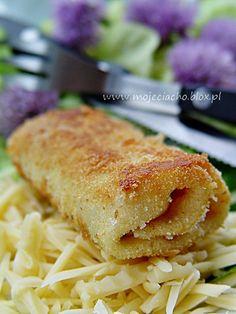 Krokiety z pieczarkmi i serem | MOJE CIACHO