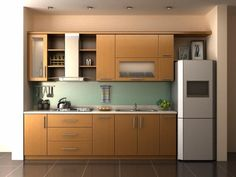 Tủ bếp gỗ tự nhiên 04 House, Laminate, Kitchen Cabinets, Cabinet, Home Decor, Sofa Sale, Kitchen Design