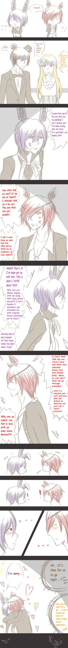 Fonnie - Missing Pudding by SaitouHime145 on DeviantArt