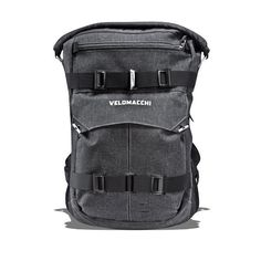 83100a43df86 This watertight and versatile 40L Roll-top Backpack carries enough gear for  at least a