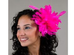 i want this for my hair for my wedding day...i think its super fun.