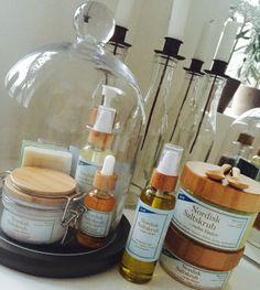 Produkter fra Nordisk Saltskrub