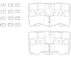 Alison Brooks Architects _ Accordia _ Brass Building _ Plans _ Diagrams 1