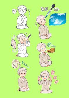 "pues aquí son imágenes del anime ""the promised Neverland"" xD, van a v… # Fanfic # amreading # books # wattpad Boys Anime, Manga Anime, Anime Art, I Love Anime, Me Me Me Anime, Neverland, Doujinshi, Webtoon, Norman"