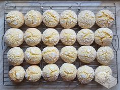 Habverő és fakanál: Citromos pöfeteg keksz Homemade Gifts, Muffin, Food And Drink, Breakfast, Cake, Morning Coffee, Handcrafted Gifts, Diy Gifts, Kuchen