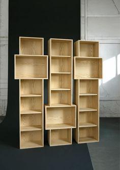 boekenkast van Arp