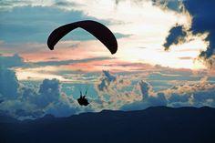 Adventure sport in Mostar : Paragliding