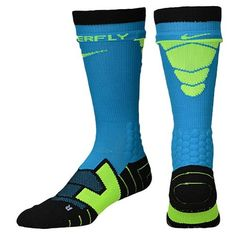 New Men's Blue//Maroon Sport  Soccer Football  Socks F.C.B Over The Knee One Size