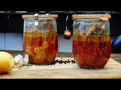 Salsa, The Creator, Mason Jars, Dinner, Meat, Youtube, Food, Kitchen, Canning
