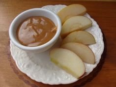 (check--used as caramel in a recipe) Homemade Caramel Apple Dip