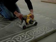 SawKart   Circular Saw   Concrete Cutting