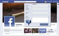 Cómo crear un formulario de contacto en Facebook