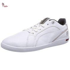 Puma  Primo Sf-10 -, Chaussures homme - blanc - blanc, 38 EU - Chaussures puma (*Partner-Link)