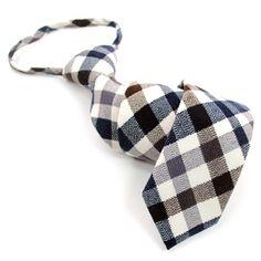 (ALT5534-NONE) Convenient Necktie width 2.3 height 19.7 inches