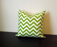 Decorative Throw Pillow by JuliaSherryHome Green Pillow Covers, Green Pillows, Toss Pillows, Throw Pillow Covers, Accent Pillows, Decorative Throw Pillows, Pillow Forms, Pillow Inserts, Craft Stores